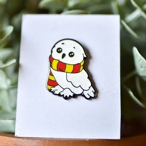 Harry Potter Hedwig Owl Pin HP